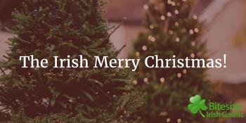 Irish Merry Christmas