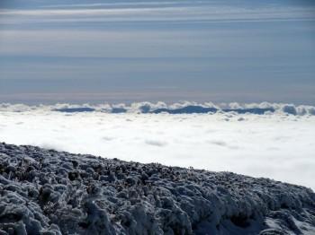Keeper Hill Snow