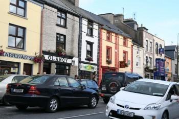 Miltown Malbay traffic
