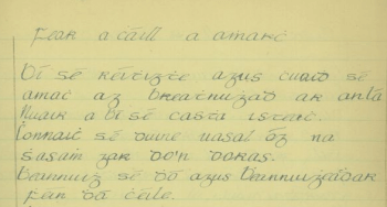 Irish language text from 1937.