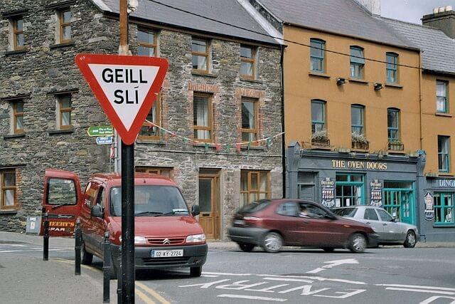 From Siberia to Cork, Ireland
