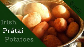 Irish Culture Video - History of the Potato (Prátaí)