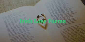 What's Your Favourite Irish Love Poem?
