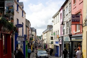 Bitesize Irish Gaelic Interview on national radio
