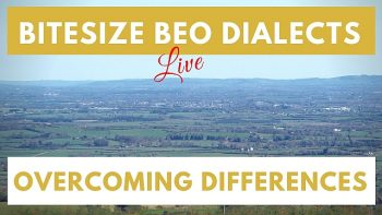VIDEO Understanding Irish Dialects blog post