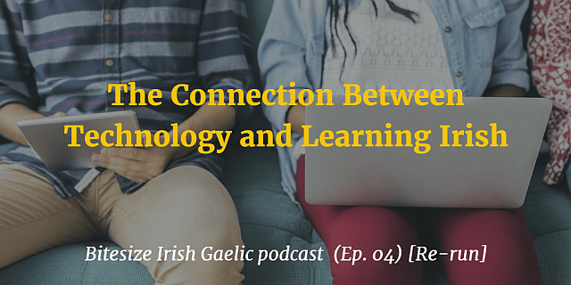 The Connection Between Technology and Learning Irish article