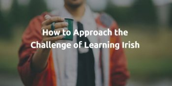 How To Approach the Challenge of Learning Irish article