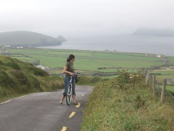 Bikes in Dingle